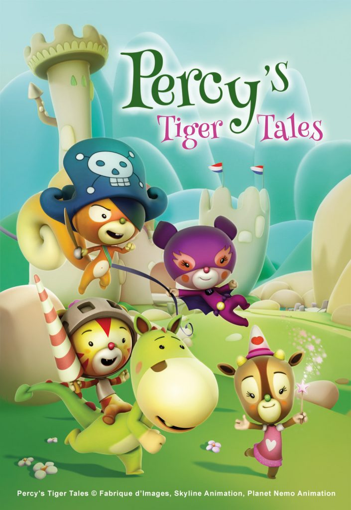 Percy's Tiger Tales