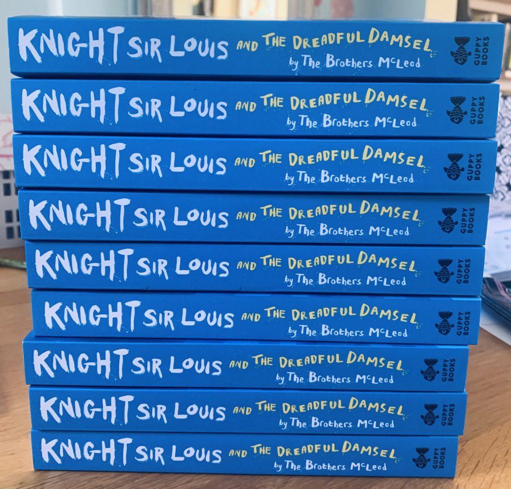 Knight Sir Louis