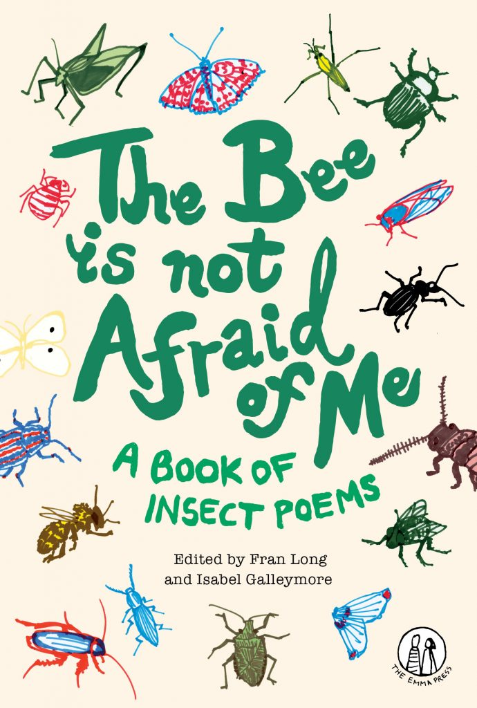 The Bee is Not Afraid of Me a book of insect poems