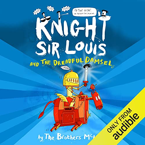 Knight Sir Louis on Audible